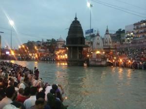 Kumbh Mela Ganga Aarti 001
