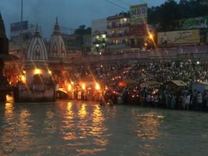 Kumbh Mela Ganga Aarti 002