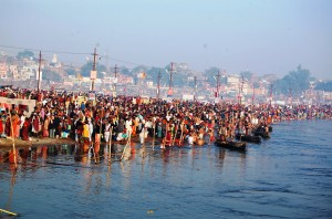 Kumbh Mela Ganga Jal